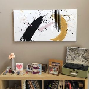 2x4 foot Original Art